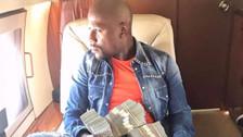 Fotos | Floyd Mayweather presume sus lujos y dinero a pesar de sus deudas