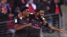 Lacazette: Arsenal lo fichó por 60 millones y solo tardó 15 minutos para anotar