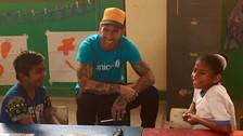 Sergio Ramos recordó con nostálgico mensaje su visita al Perú