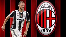 ¿Bonucci al Milan? 5 increíbles habilidades del central de la Juventus
