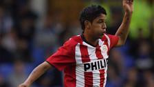 Video | Así fue el debut de Reimond Manco en el PSV Eindhoven hace nueve años