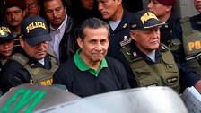 Ollanta Humala agradeció muestras de cariño de militantes y amigos