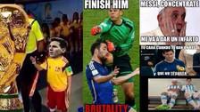Revive los mejores memes de Alemania vs. Argentina en el Mundial de Brasil 2014
