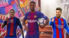 Con la llegada de Nelson Semedo: así formaría el Barcelona