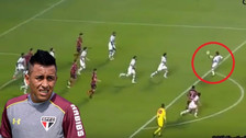 YouTube | Error de Christian Cueva ocasionó el empate de Atlético Goianiense