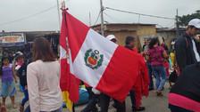 Chiclayo: banderas por Fiestas Patrias se venden desde tres soles