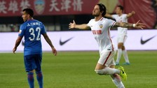 YouTube   El golazo de Pato al Shanghai de Tévez en la Superliga China