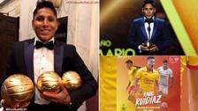 Fotos | Así se eligió a Raúl Ruidíaz como el mejor jugador de la Liga MX 2017