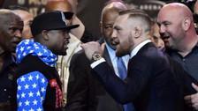 YouTube | Así se preparan Mayweather y McGregor para la pelea en Las Vegas