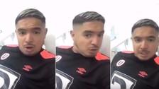 YouTube | Juan Vargas colgó un video y fue víctima de broma de hinchas de Alianza Lima
