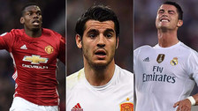 Álvaro Morata al Chelsea: los 10 fichajes mas caros de la historia del fútbol