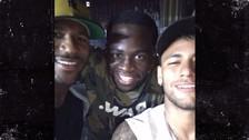 YouTube   Neymar y Draymond Green hacen de las suyas en Ibiza