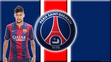 Si Neymar ficha por el PSG: así formaría el equipo francés