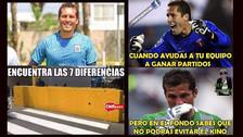 Leao Butrón es víctima de los memes tras el triunfo de Alianza Lima