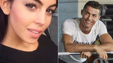 Georgina Rodríguez: la novia de Cristiano Ronaldo debutó como modelo