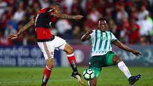 YouTube | Paolo Guerrero se lució con esta 'huacha' a Yerry Mina de Palmeiras