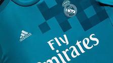 Real Madrid presentó su tercera camiseta para la temporada 2017-18