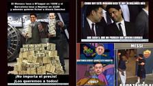 Fotos   Los memes que dejó el triunfo de Barcelona ante Juventus