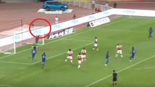 Youtube | Chelsea goleó a Arsenal con este gol desde fuera del área de Batshuayi