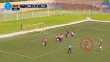 Video | Reimond Manco anotó un golazo de tiro libre en el Torneo Apertura