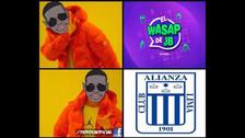 Alianza Lima es víctima de los memes tras perder ante Alianza Atlético