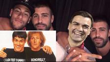 Memes se burlan del 'se queda' de Piqué a Neymar