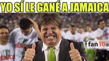 México es víctima de memes tras quedar eliminado de la Copa de Oro