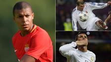 Kylian Mbappé: los 10 fichajes más caros de la historia de Real Madrid