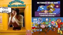 Los memes de la antesala del duelo entre Sporting Cristal vs. Universitario