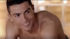 Video de Cristiano Ronaldo en calzoncillos es furor en las redes