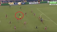 YouTube | Real Madrid salvó el honor ante el City con este gol desde 35 metros