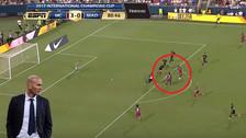 YouTube | La 'joya' del Manchester City le anotó un golazo al Real Madrid