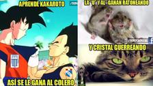 Sporting Cristal protagoniza los memes tras derrotar a Alianza Atlético
