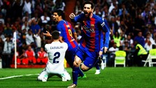 Lionel Messi le anotó un golazo al Real Madrid en apenas dos minutos