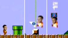 Neymar protagoniza una divertida parodia de Mario Bros para llegar al PSG