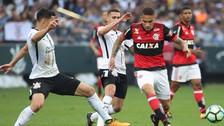 La jugada de Paolo Guerrero que no terminó en gol de Flamengo