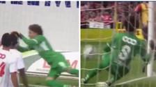 YouTube | La doble atajada de Memo Ochoa en su debut en la Liga Belga