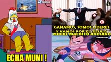 Alianza Lima es protagonista de los memes tras derrotar a Municipal