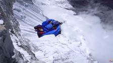 YouTube | Montañista ruso hizo histórico salto desde la cima del Huascarán
