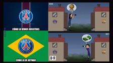 Neymar al PSG: los 10 mejores memes por el pase más caro de la historia