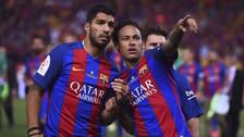 Neymar se va del Barcelona y Luis Suárez le hizo este pedido