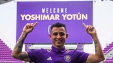 Las mejores imágenes de la presentación de Yoshimar Yotún en el Orlando City