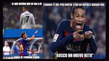 Neymar en Paris Saint Germain: los mejores memes de su presentación