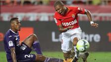Kylian Mbappé: la lesión que lo sacó del partido en el Mónaco - Toulouse