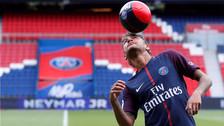 Fotos   Las mejores imágenes de la presentación de Neymar en el PSG