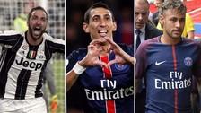 El once latinoamericano más caro de la historia del fútbol