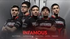 Dota 2 | Infamous Gaming se va de The International con US$ 119 mil