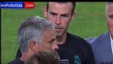 YouTube   La molestia de Mourinho con Bale por no fichar por el Manchester United