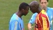 YouTube | El día que Nasri defendió a Andrés Mendoza en el Olympique