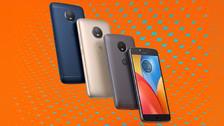Los smartphones Moto C y Moto E4 Plus llegan al Perú